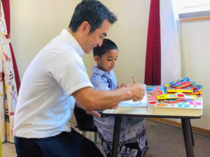 経験豊富な日本語教師